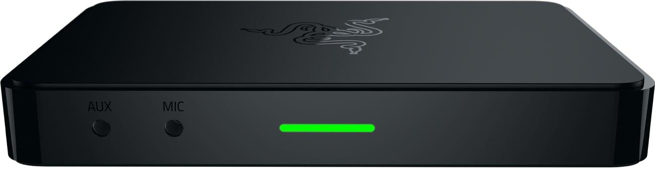 Razer Ripsaw Full HD złącza audio