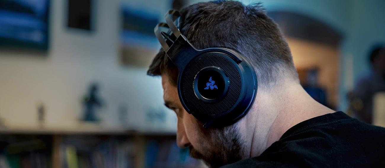 Słuchawki Razer Thresher Ultimate dla PS4