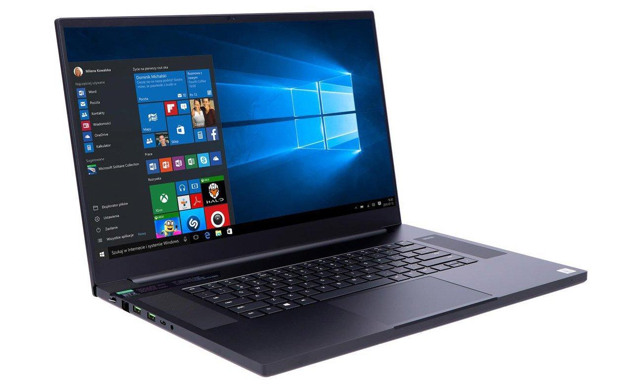 Laptop gamingowy Razer Blade Pro 17