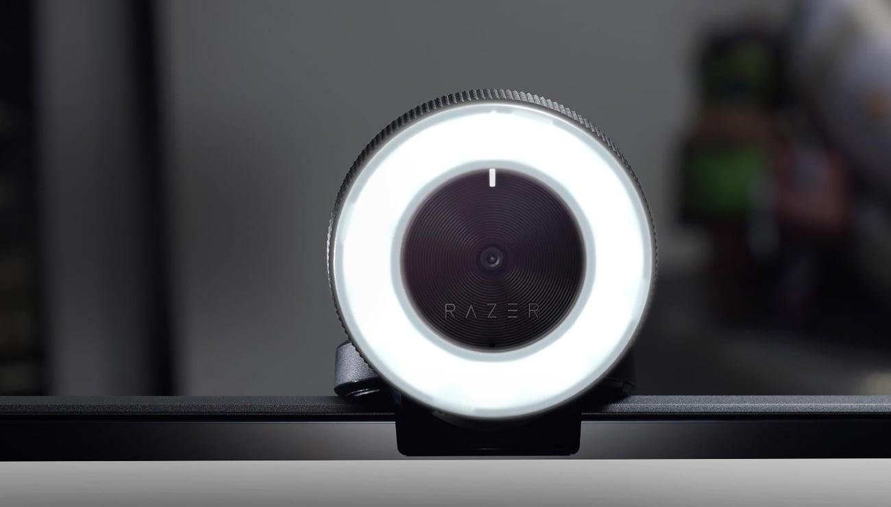 Kamera Razer Kiyo pierścień LED