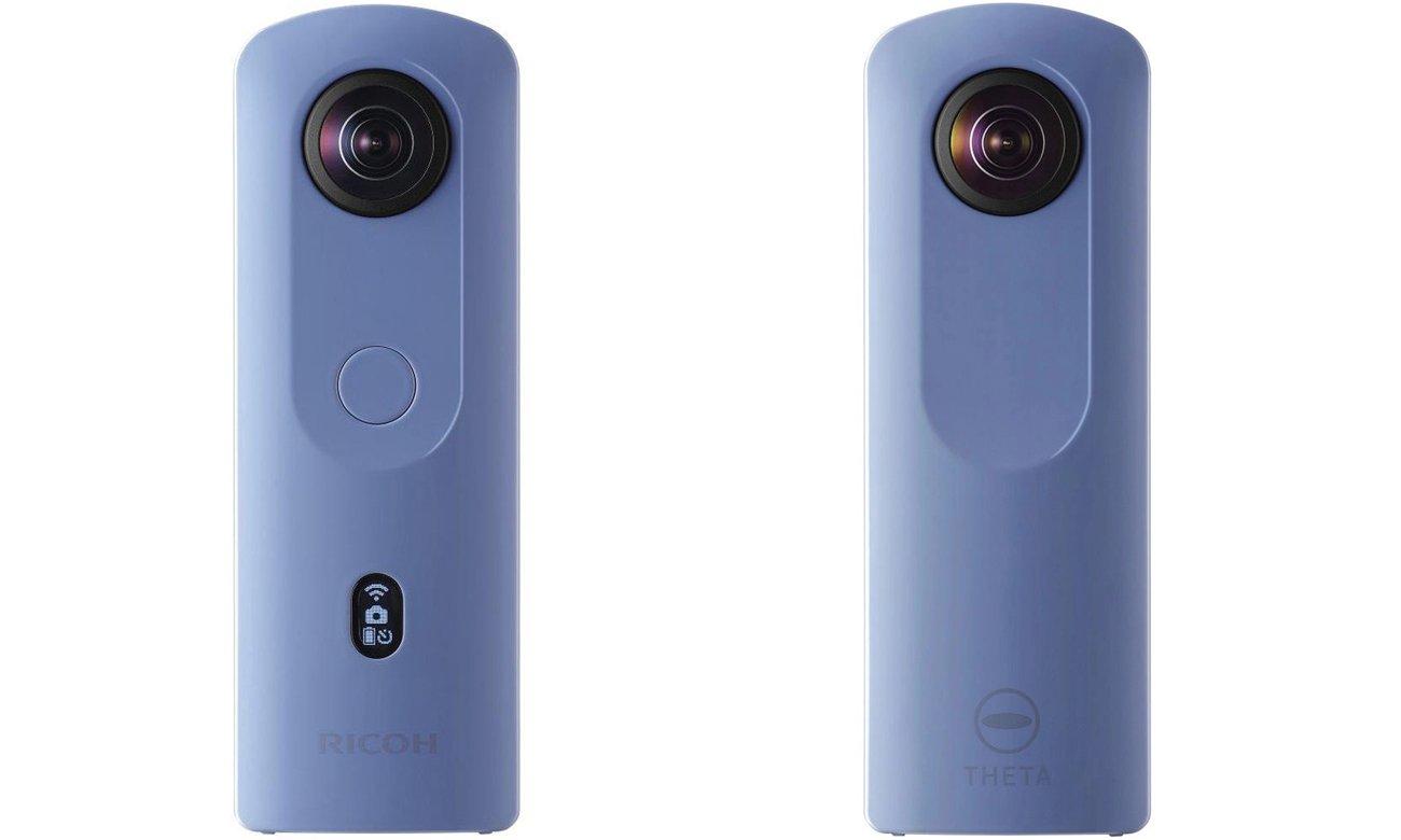 Kamera 360° Ricoh Theta SC2 Niebieska