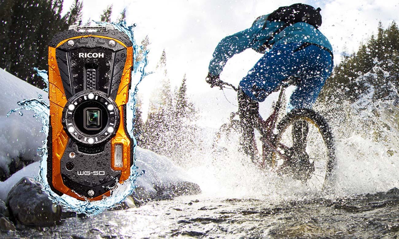 Ricoh WG-50 Odporność