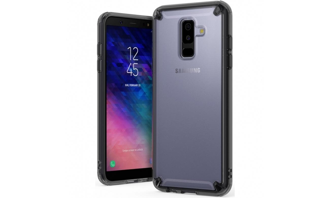 Ringke Fusion do Fusion do Galaxy A6+ 2018 8809583847710