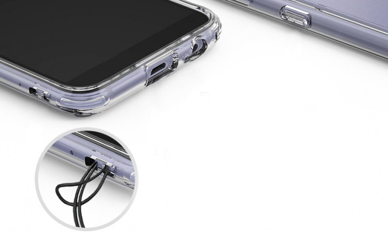Ringke Fusion do Fusion do Galaxy A6+ 2018 Funkcjonalność