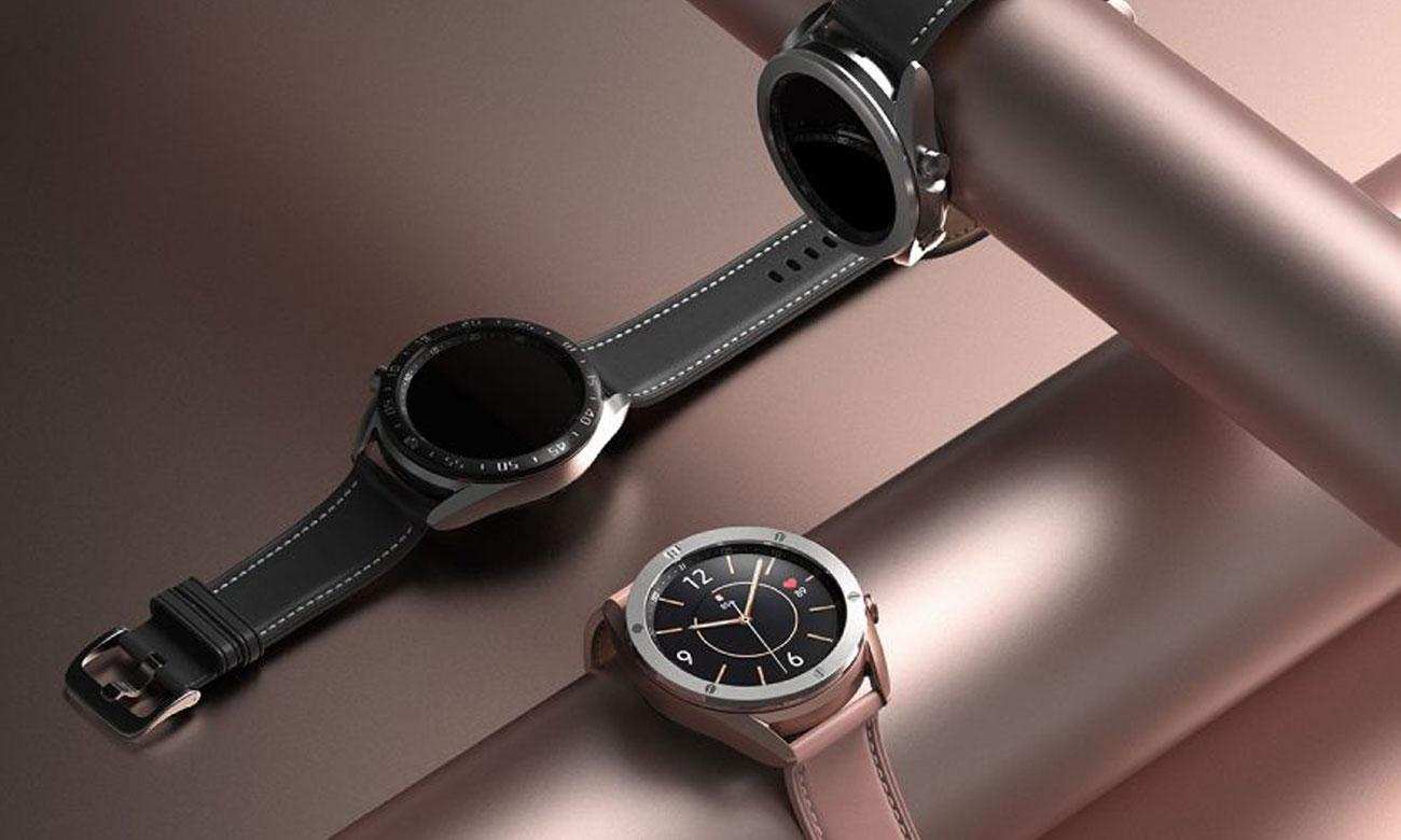 Grafika zegarki galaxy watch 3