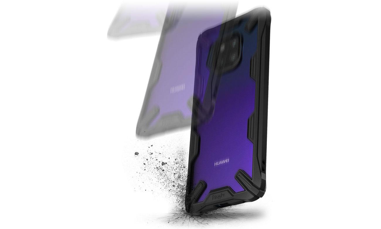 Ringke Fusion X do Huawei Mate 20 Pro Odporność na upadki