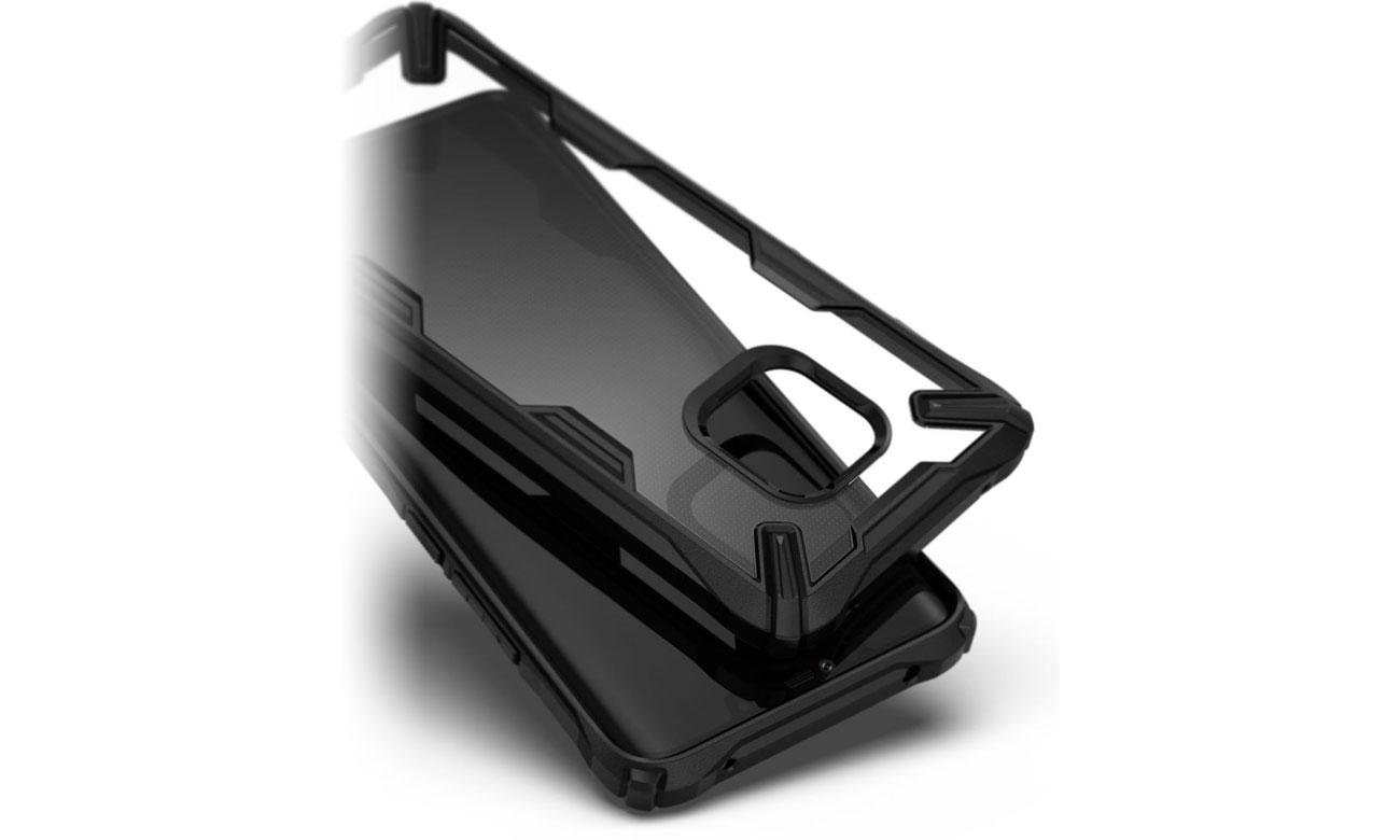 Ringke Fusion X do Huawei Mate 20 Pro Odporność na zarysowania