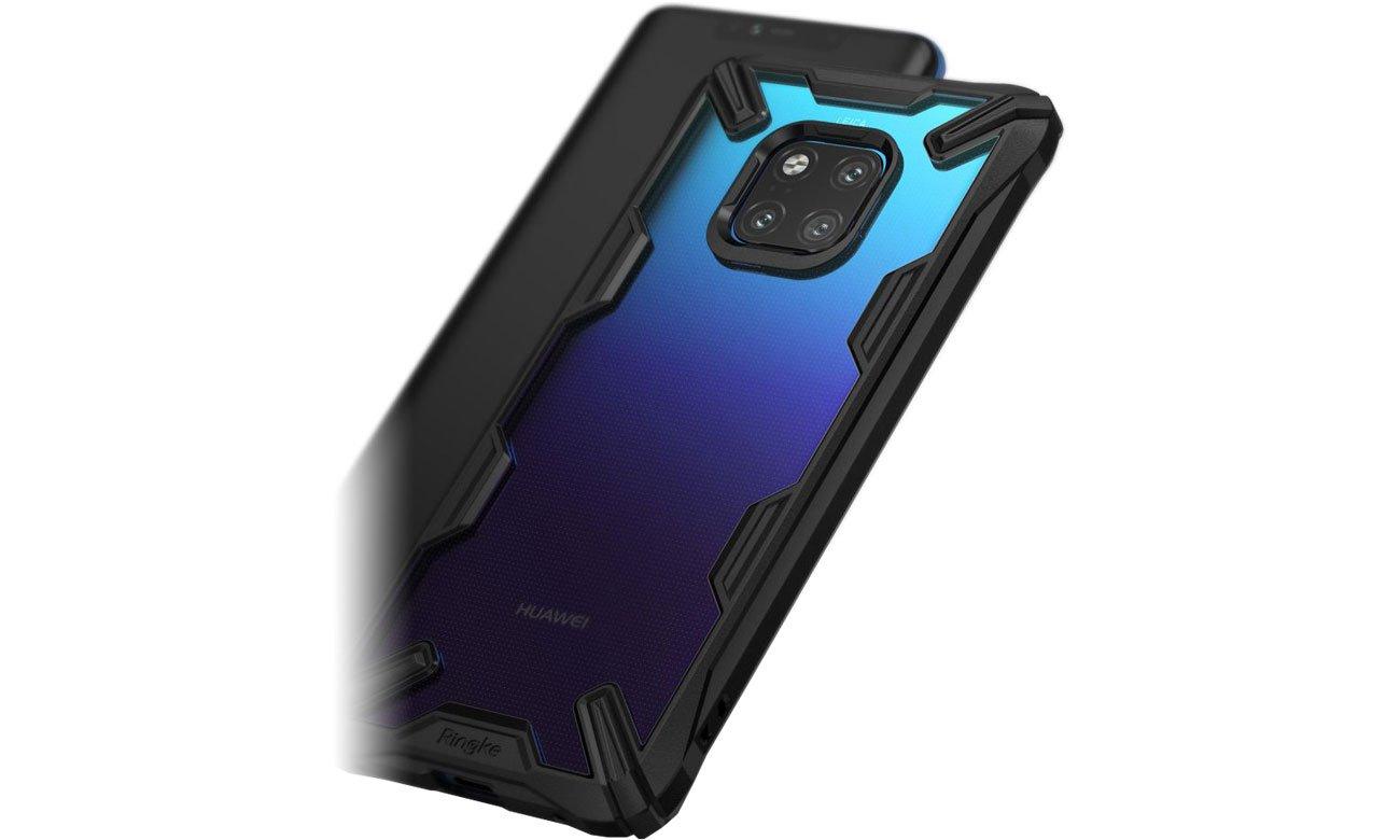 Ringke Fusion X do Huawei Mate 20 Pro Dopasowanie