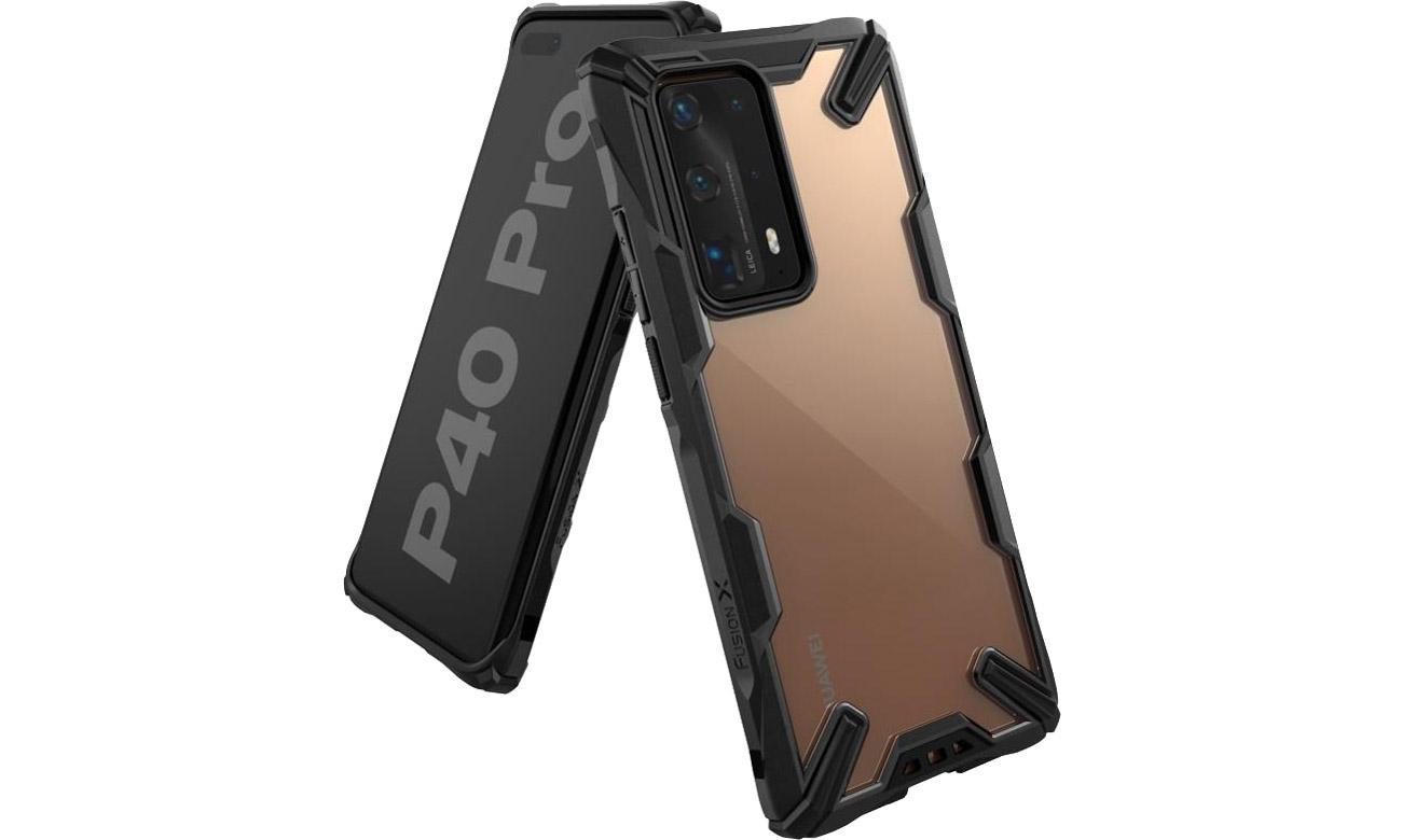 Ringke Fusion X do Huawei P40 Pro