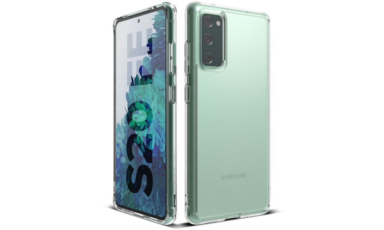 Etui Ringke Fusion do Samsung Galaxy S20 FE Matte Clear