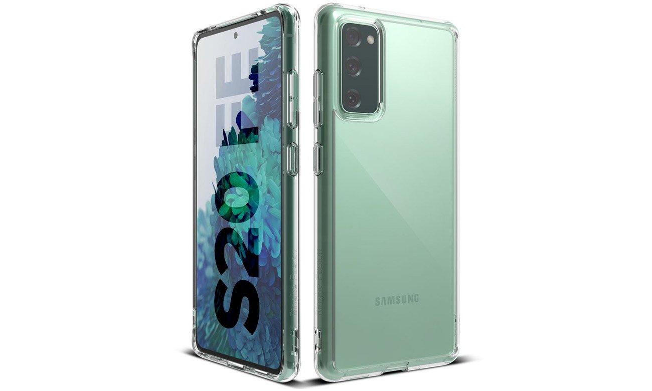 Etui Ringke Fusion do Samsung Galaxy S20 FE Clear