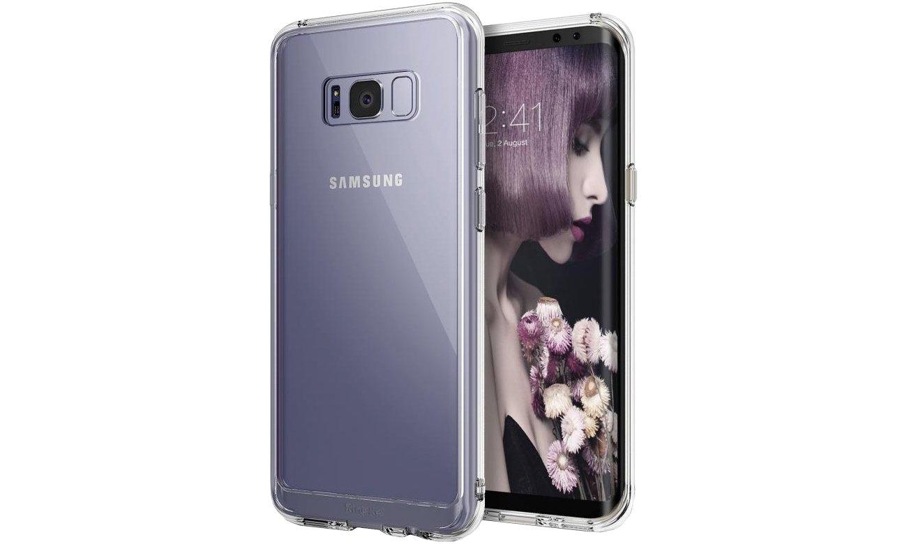 Ringke Fusion Do Samsung Galaxy S8 Crystal View Etui I Obudowy Na Smartfony Sklep Komputerowy X Kom Pl
