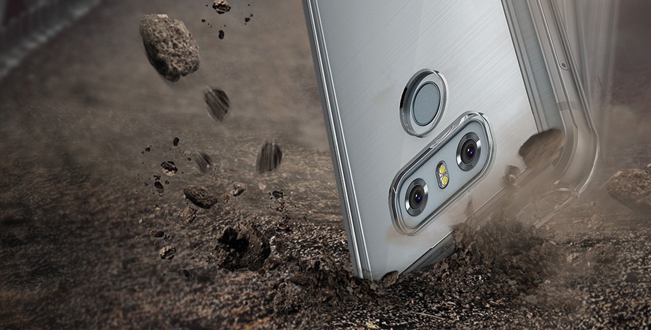 Ringke Fusion do LG G6 absorbuje siłe uderzenia