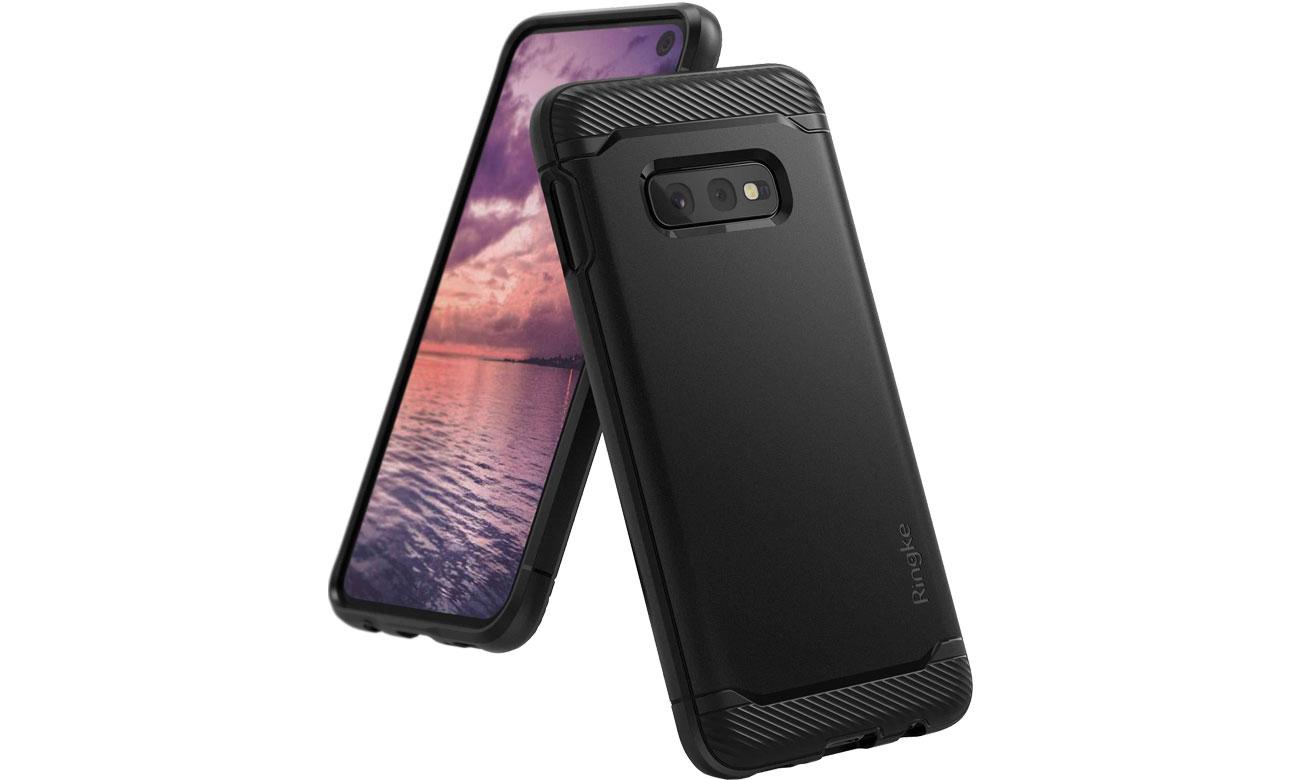 Etui/obudowa na smartfona Ringke Onyx do Samsung Galaxy S10e Black