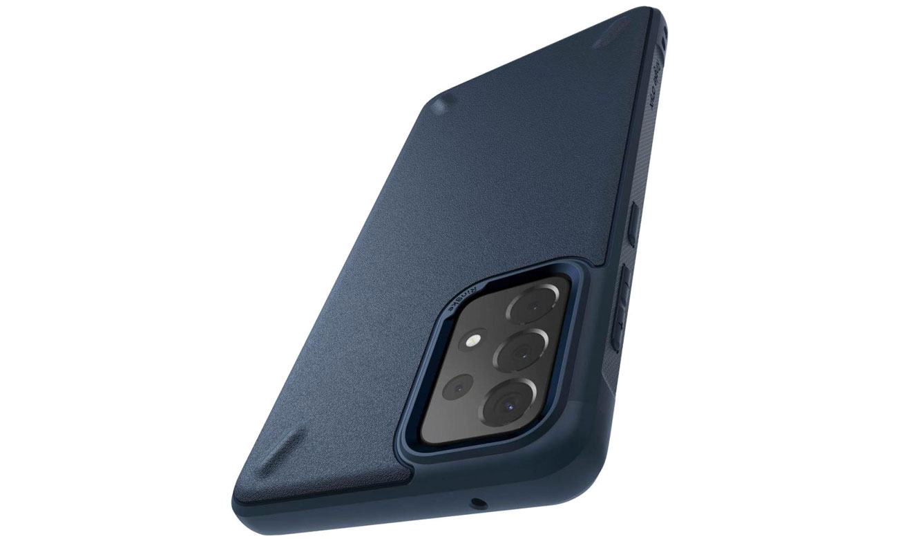 Etui Ringke Onyx do Samsung Galaxy A72 navy OXSG0038