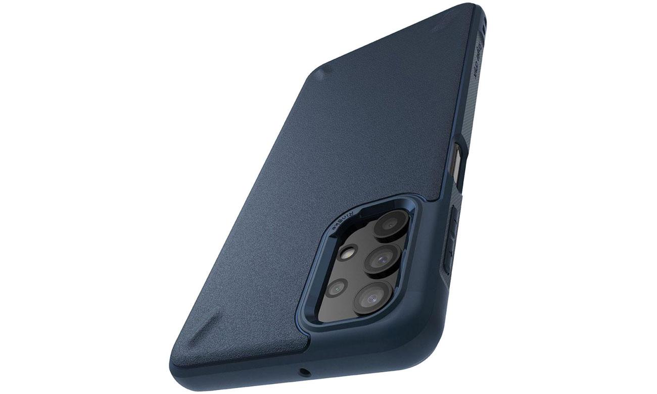 Etui Ringke Onyx do Samsung Galaxy A32 5G navy OXSG0041