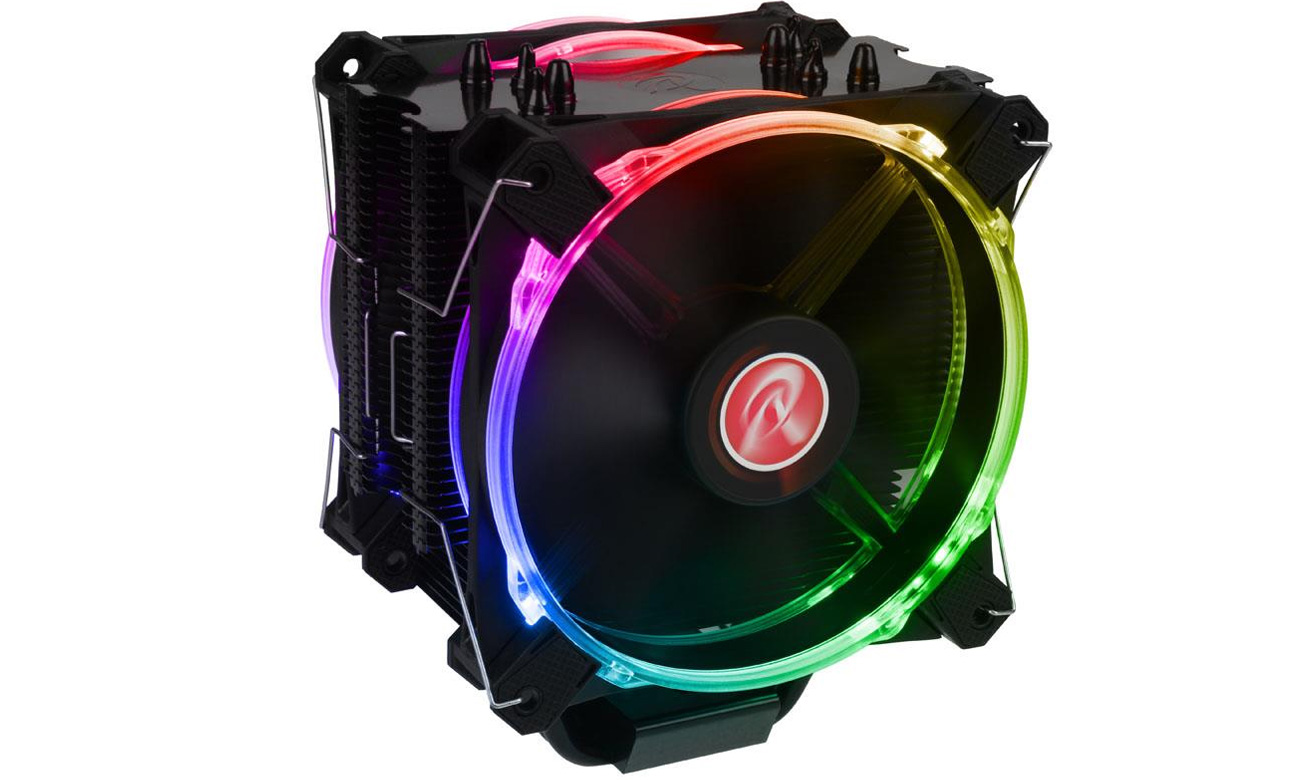 Raijintek	Leto LED RGB 120mm