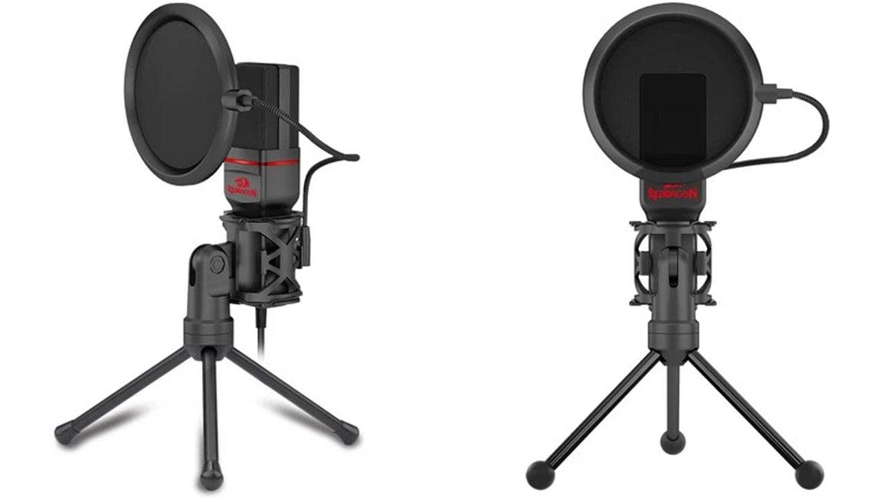 Mikrofon biurkowy Redragon GM100 Seyfert