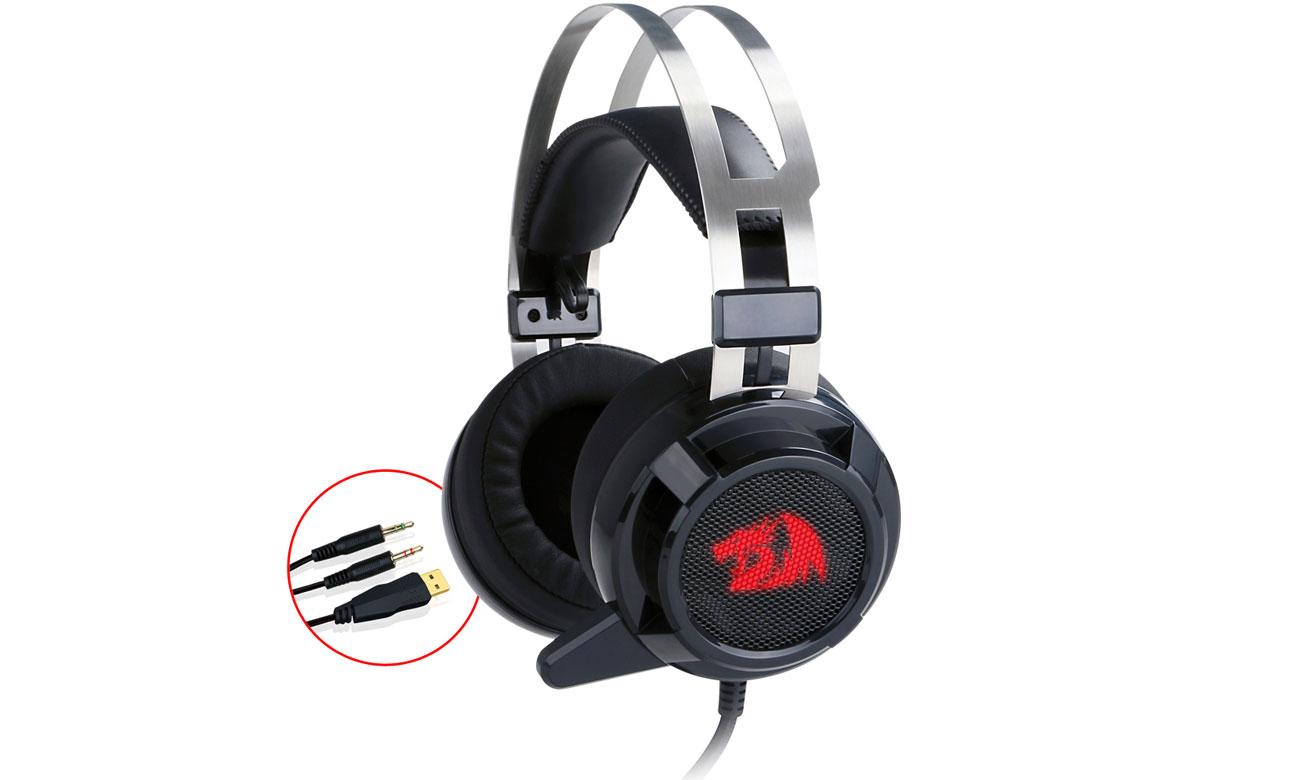 Zestaw słuchawkowy Redragon H301 Siren