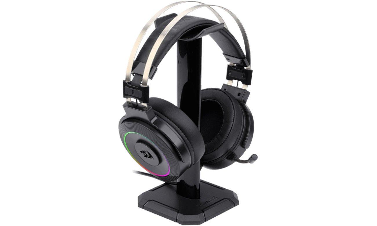 Zestaw słuchawkowy Redragon H320RGB-1 Lamia 2