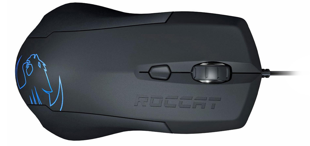 Mysz przewodowa Roccat Lua ROC-11-310 z góry