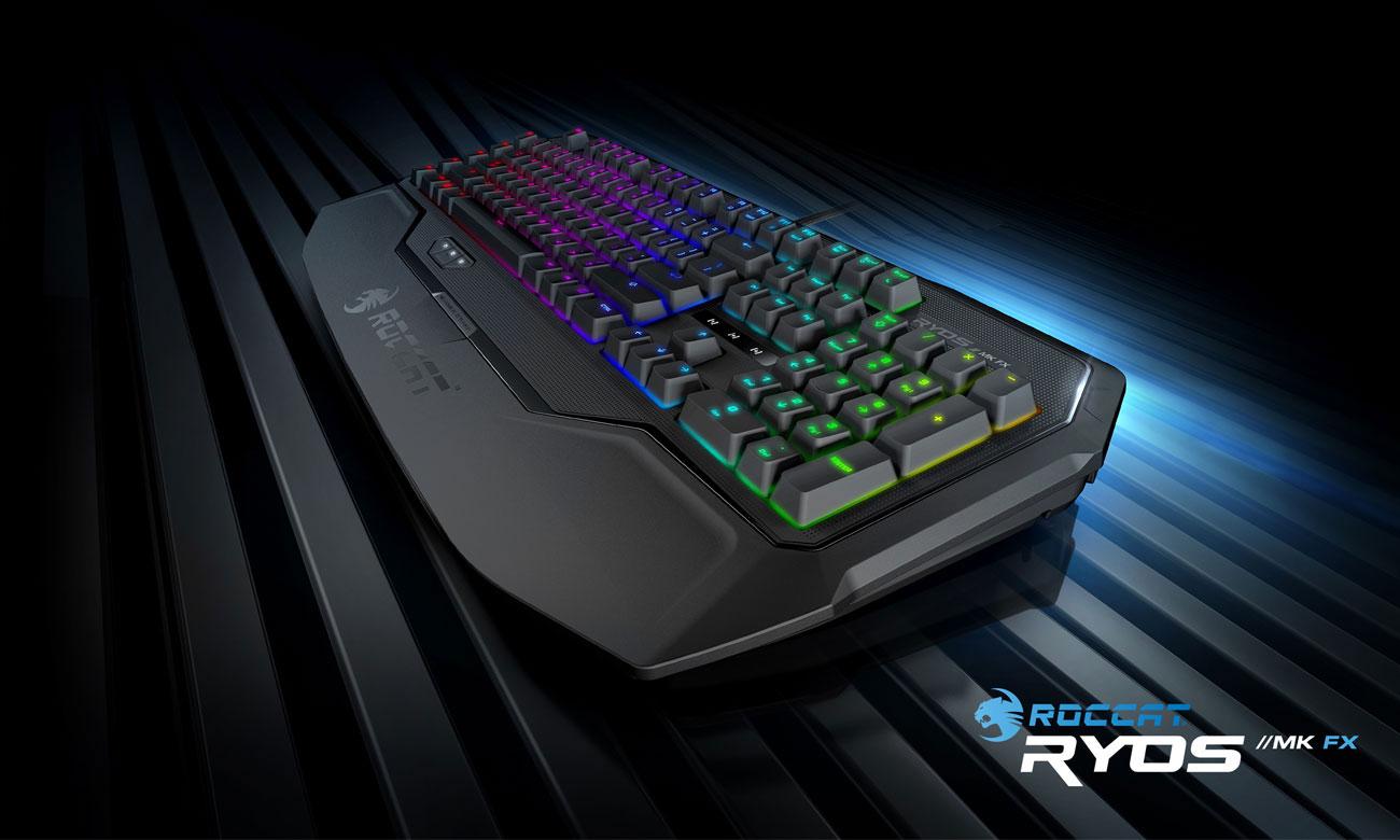 Klawiatura mechaniczna dla graczy ROCCAT® Ryos MK FX