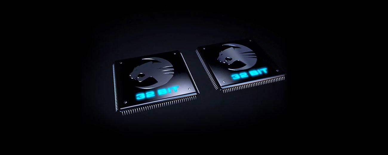 Klawiatura mechaniczna dla graczy ROCCAT® Ryos MK FX - dwa procesory