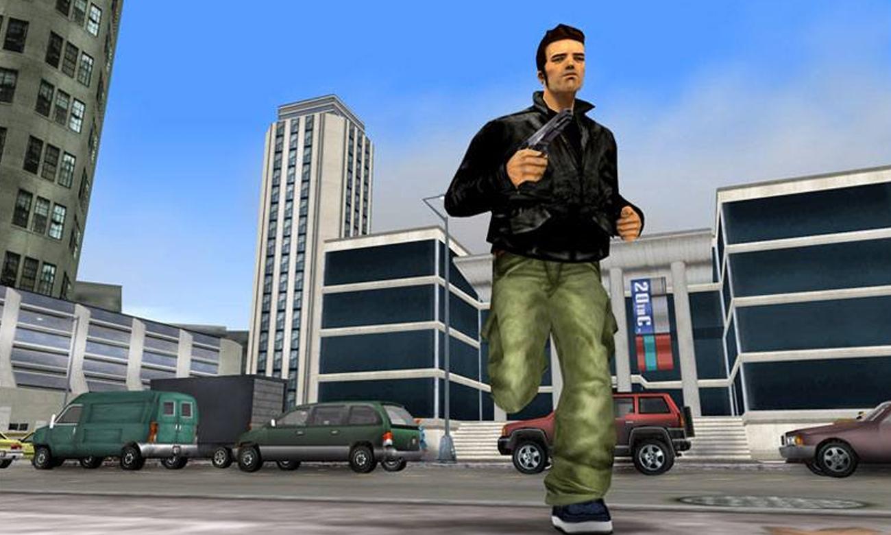 Gra PC Grand Theft Auto III
