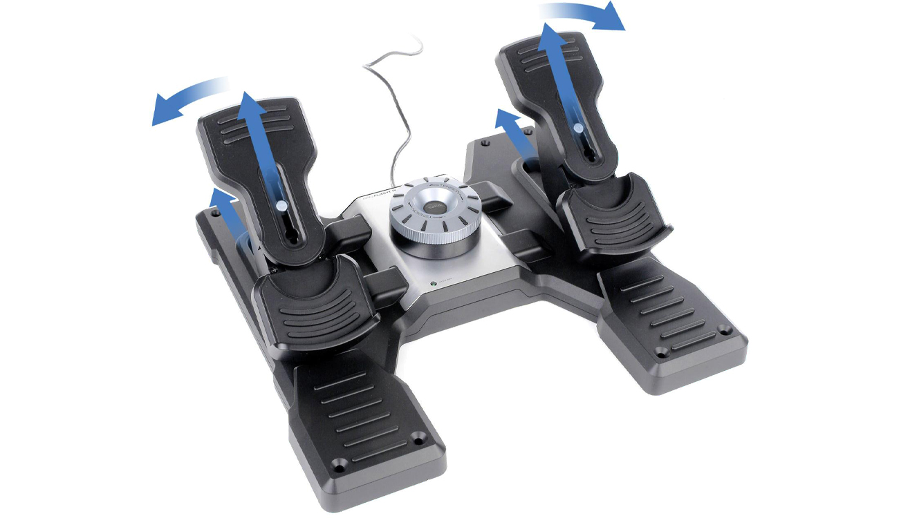 Thrustmaster T.Flight Stix X - przód