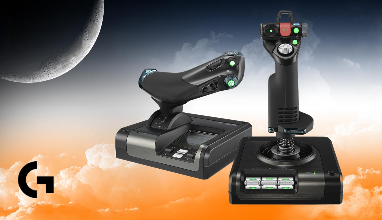 Thrustmaster T.Flight Stick X - bok