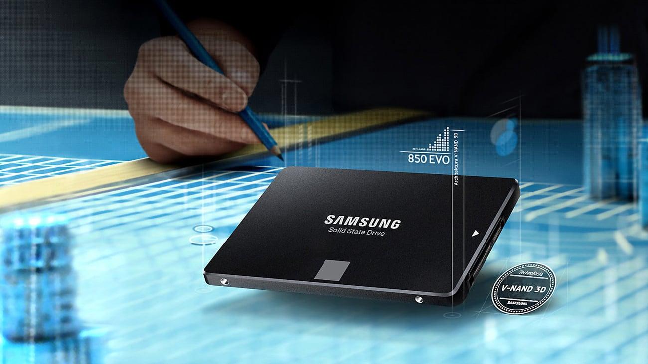 Samsung 850 EVO V-NAND 3D