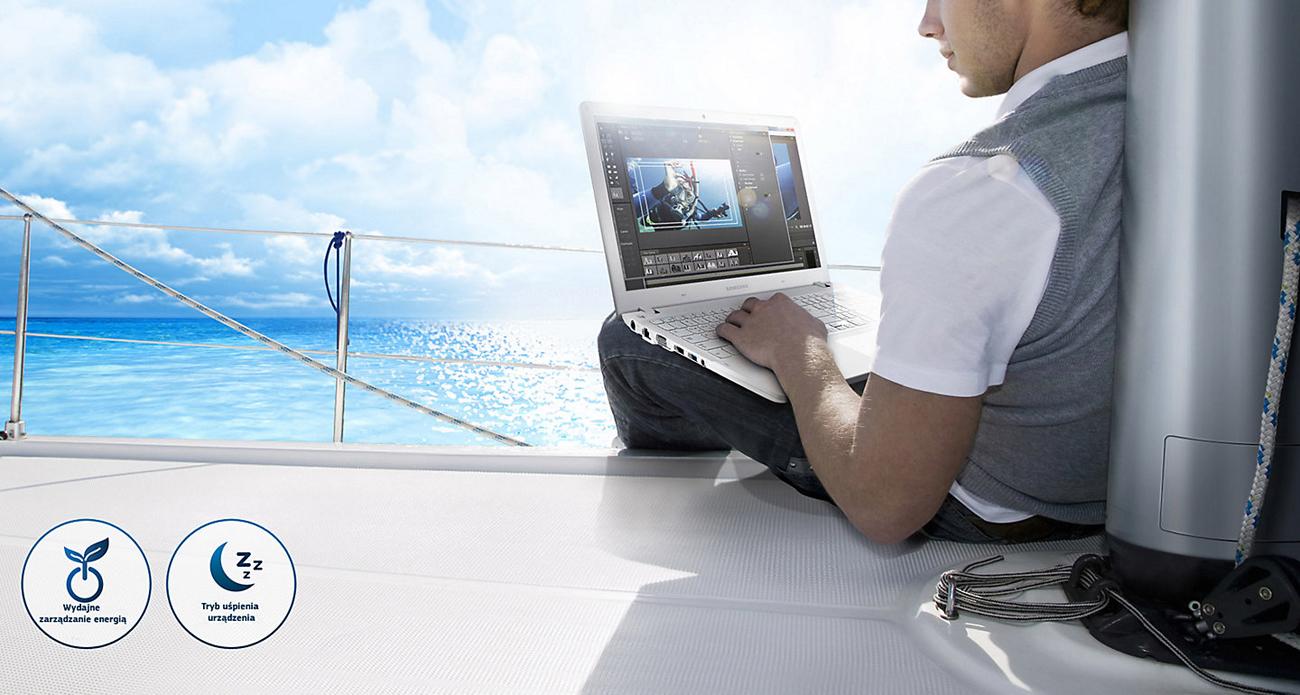 Samsung 850 EVO oszczędnośc energii