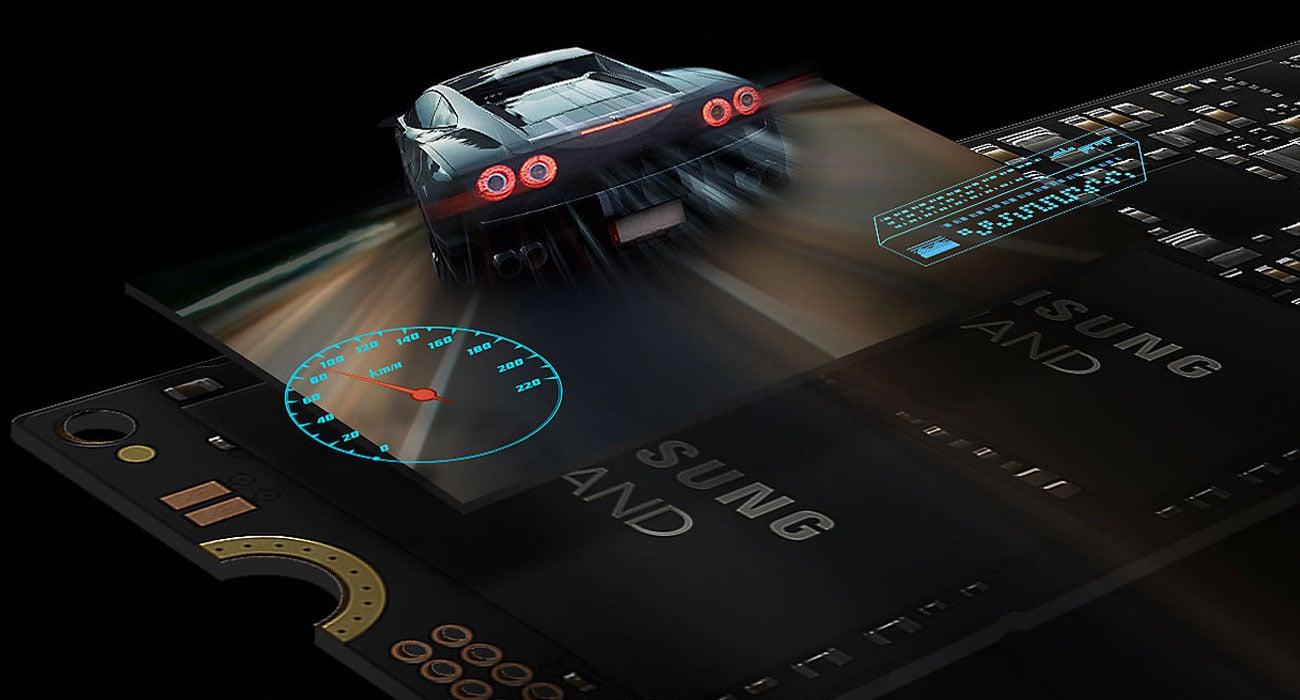 Samsung SSD 970 EVO NVMe M.2 Następny poziom prędkości dysku SSD