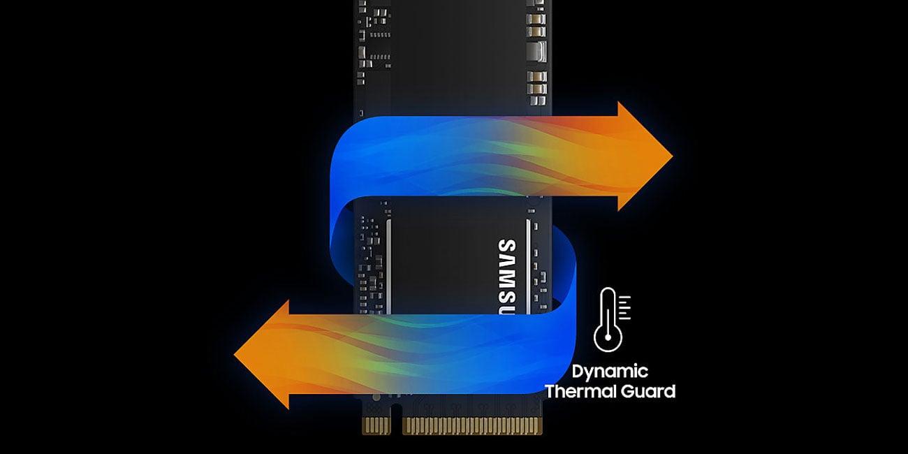 Samsung SSD 970 EVO NVMe M.2