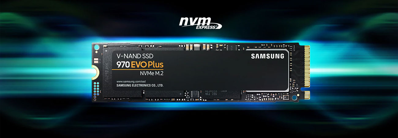 Samsung 970 EVO Plus NVMexpress