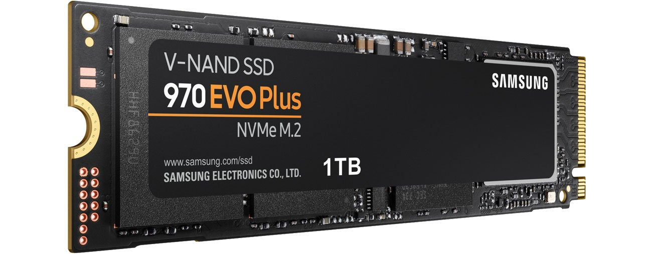 Dysk SSD Samsung 2TB 970 EVO Plus M.2 2280 NVMe MZ-V7S2T0BW