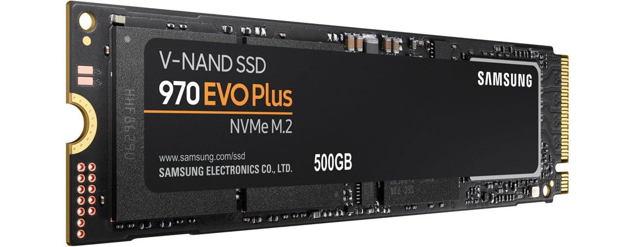 Dysk SSD Samsung 500GB 970 EVO Plus M.2 2280 NVMe MZ-V7S500BW