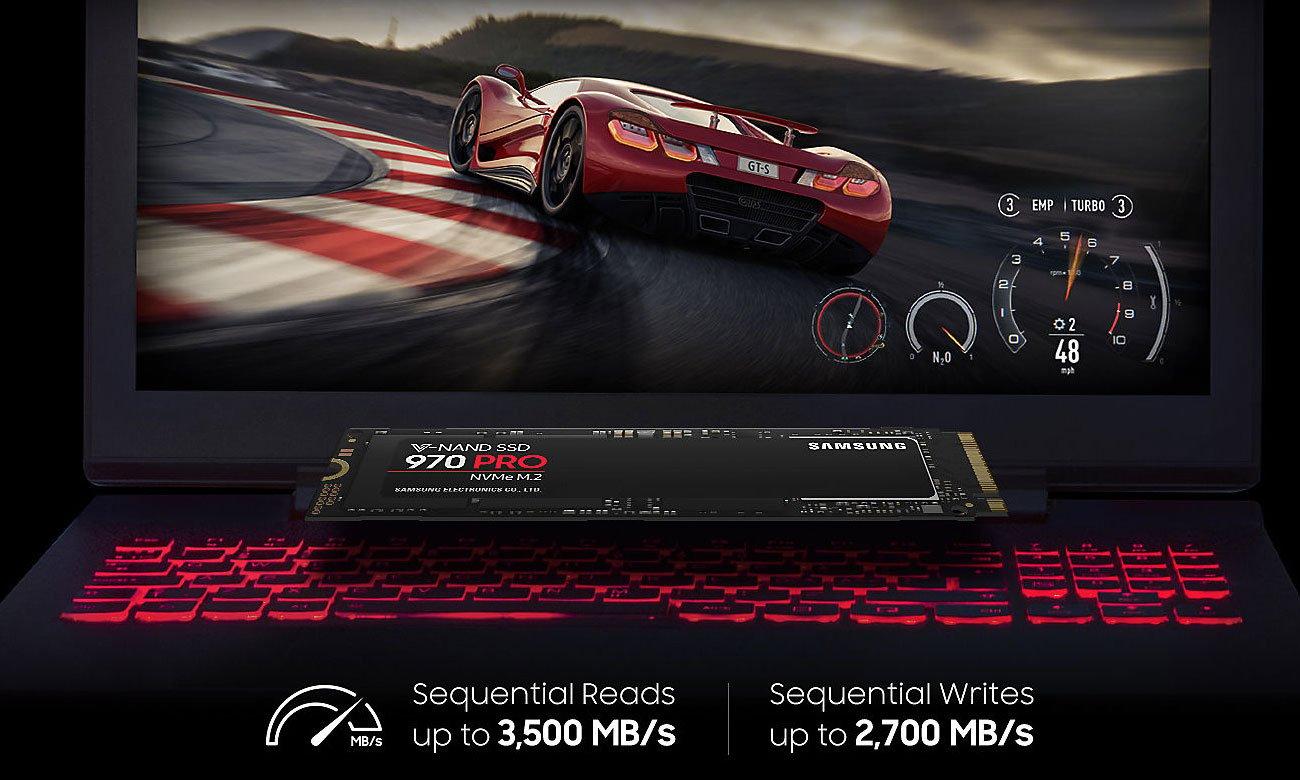 Dysk SSD 970 PRO NVMe M.2 1TB