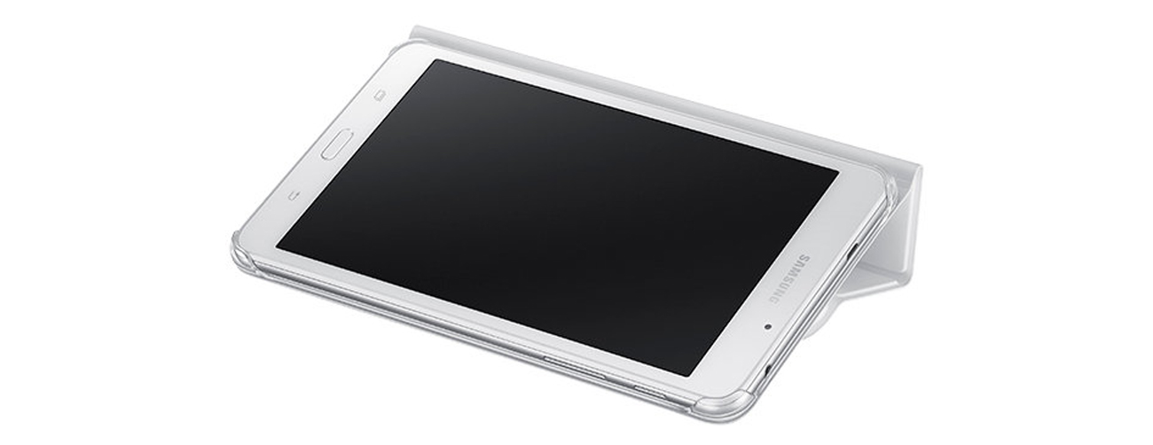 "Etui na tablet Samsung Book Cover do Galaxy Tab A 7"" biały EF-BT285PWEGWW"