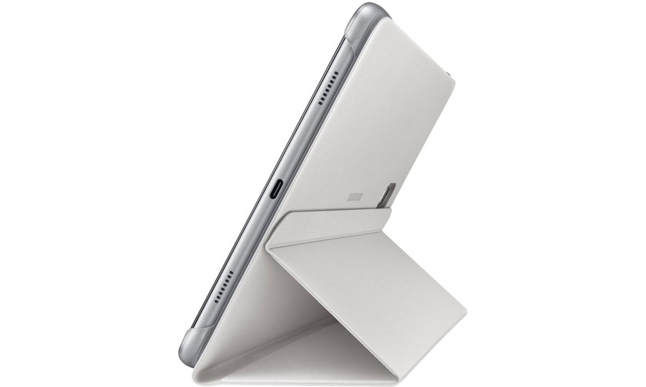 Samsung Book Cover do Galaxy Tab A 10,5'' szary Tryb podstawki