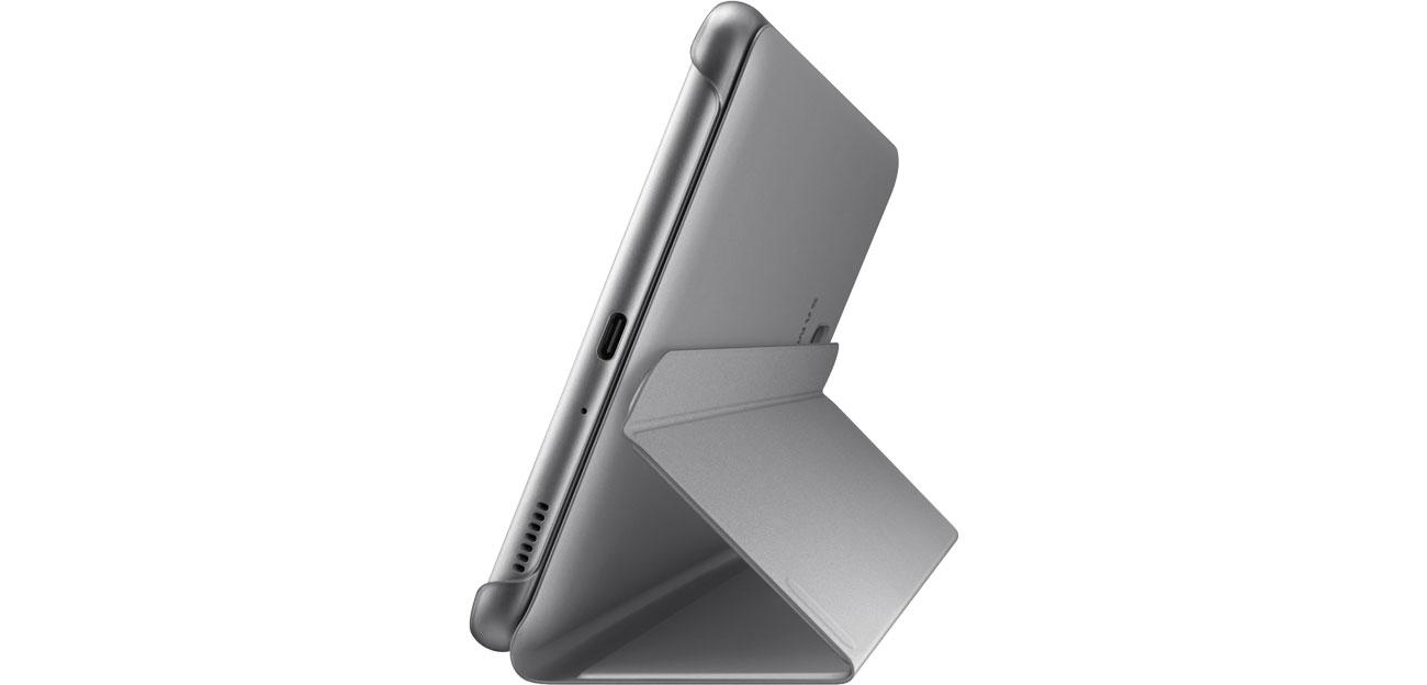 Samsung Book Cover do Galaxy Tab A8 szary Tryb podstawki