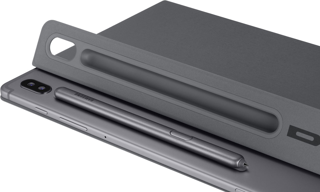 Samsung Book Cover do Galaxy Tab S6 - Schowek na rysik