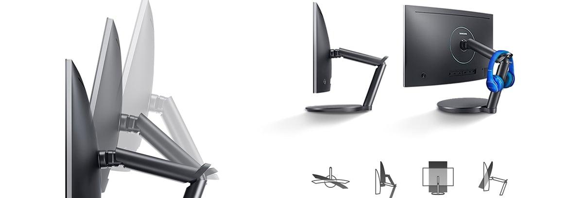 Samsung Monitor Design