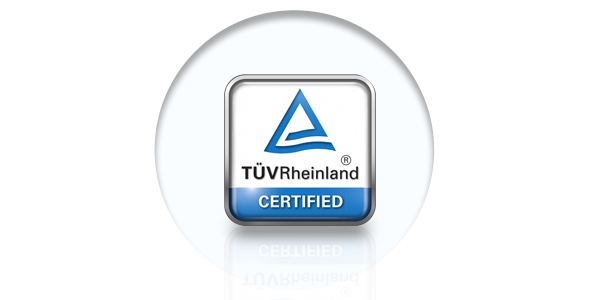 Samsung Certyfikat TUV Rheinland