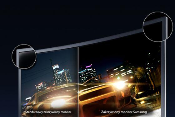 Samsung Kontrast statyczny 3000:1. Niewiarygodnie szczegółowy obraz