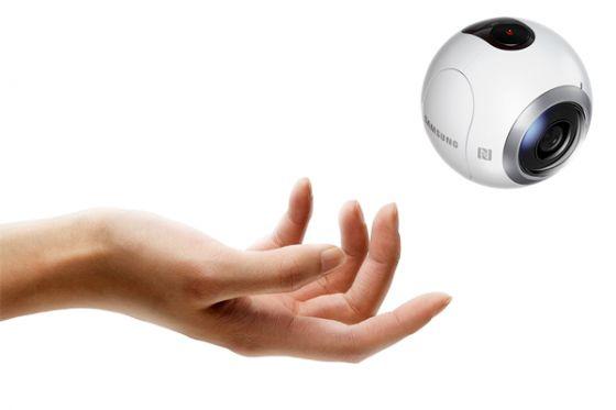 Samsung Gear 360. Odkryj smartfon na nowo