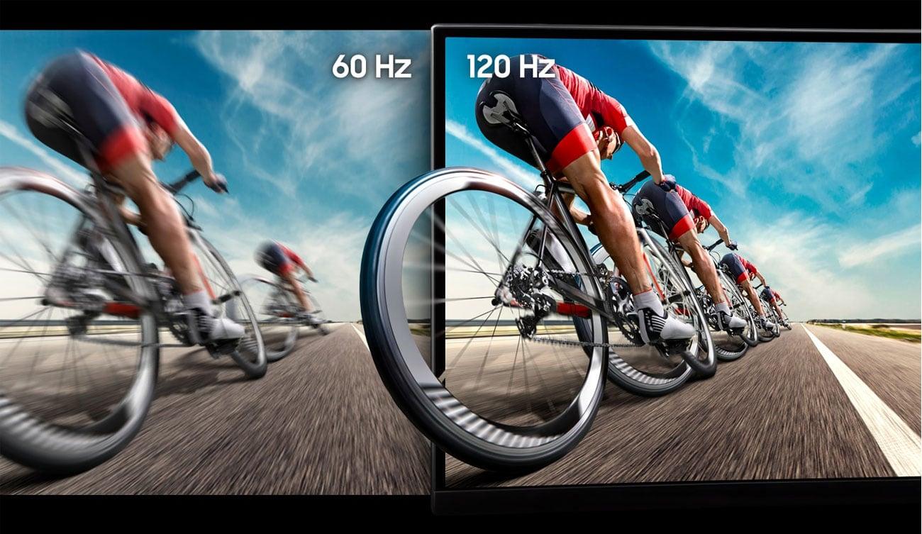 Samsung C49RG90SSUX Curved Odświeżanie