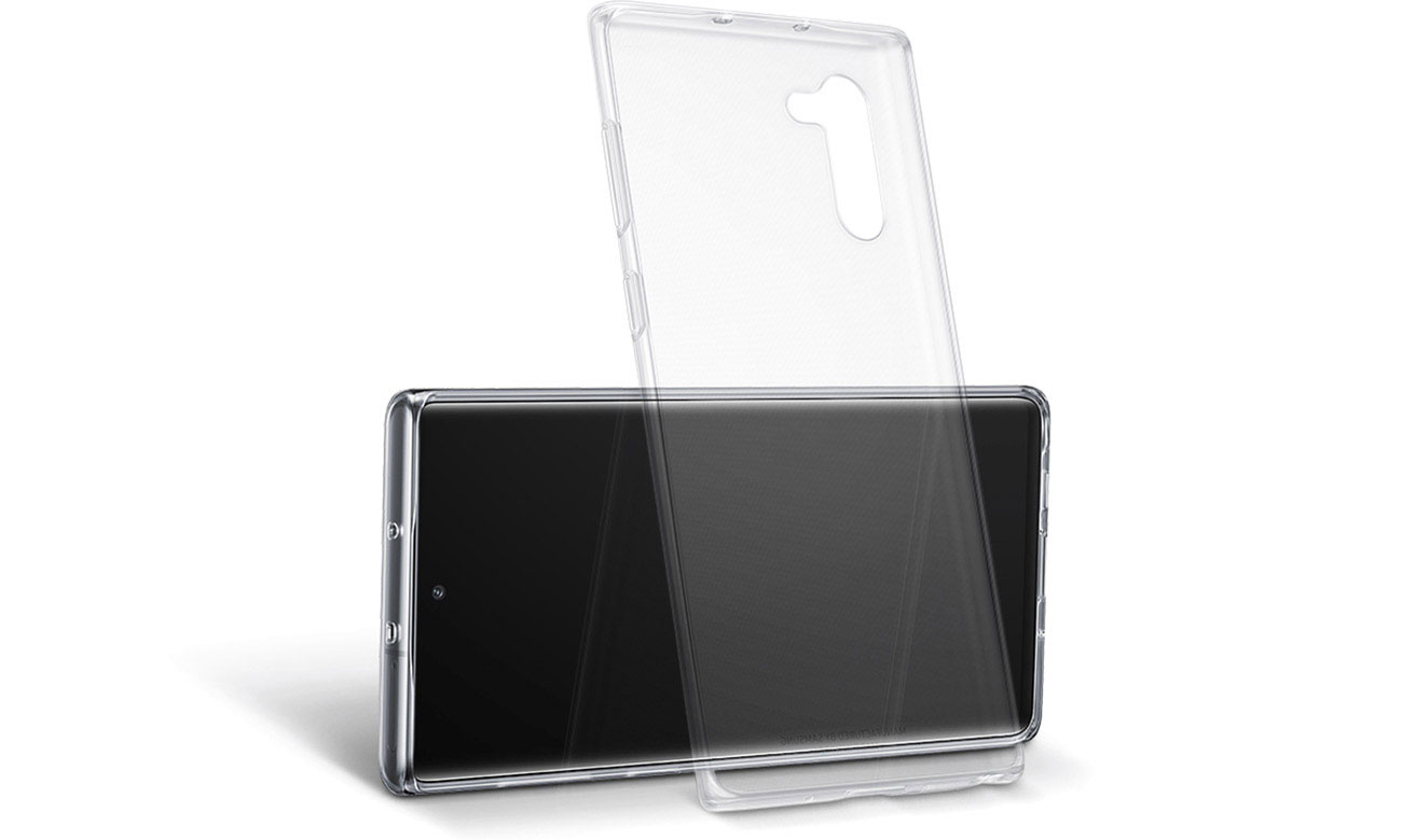 Samsung Clear Cover do Galaxy Note 10