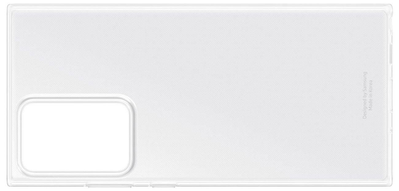 Etui Samsung Clear Cover do Galaxy Note 20 Ultra