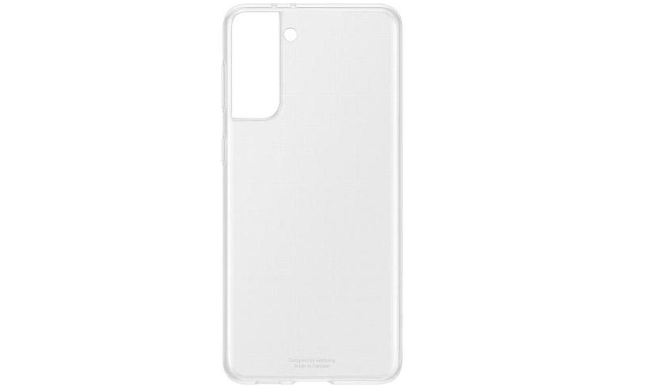 Etui Samsung Clear Cover do Galaxy S21+